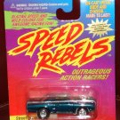 Speed Rebels die cast car Street Freak, 1970 Dodge Super Bee MIP Johnny Lightning Playing Mantis