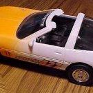 Chevrolet Chevy Corvette RC B/O car, 1988 New Bright Ind, nice shape