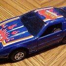 Chevrolet Chevy Corvette C4 diecast die cast car, doors open, 1:43 scale, EX