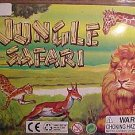 Jungle Safari toy animal figure collection, MIP Hippos, apes, lions, much more!