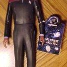 Star Trek Deep Space Nine (DS9) Commander Sisko action figure statue, 1994