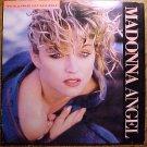 Madonna: Angel LP vinyl record album Maxi Single - 45 rpm, 1985, EX/NM