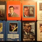 Singer songwriter crooners 8-Track tape assortment 8 tapes Johnny Mathis Neil Diamond Paul Anka MORE