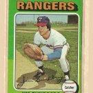 1975 Topps baseball card #567 (C) Jim Sundberg NM Texas rangers
