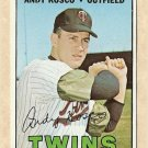 1967 Topps baseball card #366 Andy Kosco EX Minnesota twins