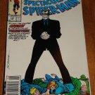 Peter Parker, The Spectacular Spider-man (spiderman) comic book #139 Marvel Comics