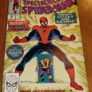 Peter Parker, The Spectacular Spider-man (spiderman) comic book #158 Marvel Comics