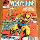Marvel Comics Presents Wolverine #5 comic book