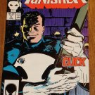 Marvel Comics The Punisher #5 comic book (1980's series)