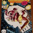 Marvel Comics The Punisher #62 comic book (1980's series)