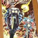 Punisher & Captain America - Blood & Glory #2 comic book NM/M