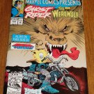 Marvel Comics Presents Wolverine & Ghost Rider & Werewolf by Night #109 comic book NM/M