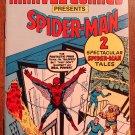 Marvel Comics Presents Spider-Man (spiderman) mini comic book - Silver age reprints
