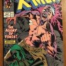 Uncanny X-Men comic book #263 Marvel comics