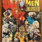 X-Men Unlimited #5 comic book Marvel comics