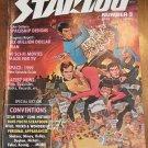 Starlog magazine #3 1977 Six Million Dollar Man, Space 1999, Star Trek conventions, William Shatner
