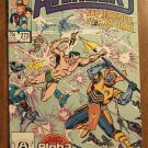 The Avengers #272 comic book - Marvel Comics