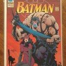 Batman #498 comic book - DC Comics - Knightfall storyline