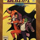 Detective Comics #581 comic book - DC Comics, Batman