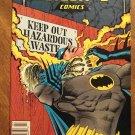 Detective Comics #588 comic book - DC Comics, Batman