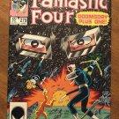 Fantastic Four (4) #279 comic book - Marvel Comics