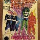 Fantastic Four (4) #282 comic book - Marvel Comics