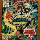 Fantastic Four (4) #364 comic book - Marvel Comics