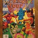 Fantastic Four (4) #378 comic book - Marvel Comics