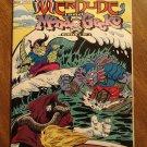 Teenage Mutant Ninja Turtles (TMNT) - Merdude & Mondo Gecko comic book #2 - Archie Comics, 1993