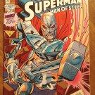 Superman: Man of Steel #22 comic book - DC Comics, NM/M, regular cover