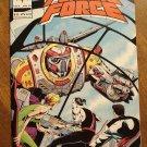 Rai & the Future Force #14 comic book - Valiant comics