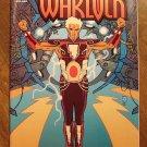Warlock #1 comic book - Marvel comics