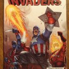 The New Invaders #2 comic book - Marvel comics