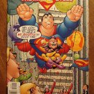 Superman: Man of Steel #132 comic book - DC Comics