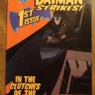 The Batman Strikes #1 comic book - DC Comics