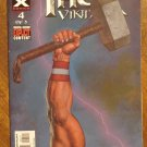 Thor: Vikings #4 comic book - Marvel 'MAX' comics