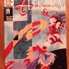 Elektra #3 comic book - Marvel Comics, daredevil