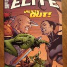 JLE - Justice League Elite #3 comic book - DC Comics