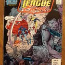 JLE - Justice League Europe #7 comic book - DC Comics