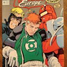 JLE - Justice League Europe #11 comic book - DC Comics