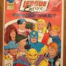 JLE - Justice League Europe Annual #2 comic book - DC Comics