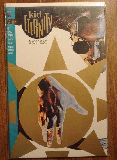 Kid Eternity #1 comic book - DC (Vertigo) Comics