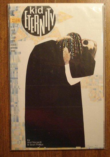 Kid Eternity #3 comic book - DC (Vertigo) Comics