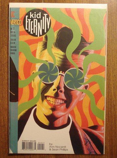 Kid Eternity #12 comic book - DC (Vertigo) Comics