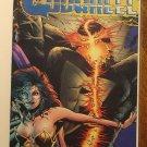 Ultraverse Godwheel promo comic book - Malibu comics - Wizard magazine supplement