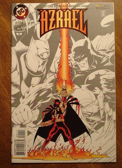 Azrael #1 comic book - DC Comics, Batman