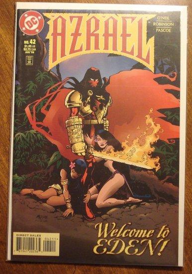 Azrael #42 comic book - DC Comics