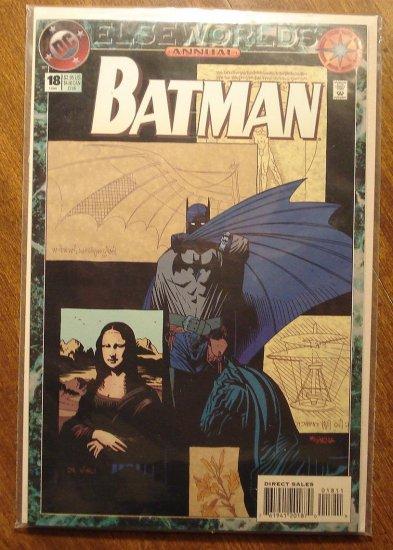 Batman Annual #18 comic book - DC Comics