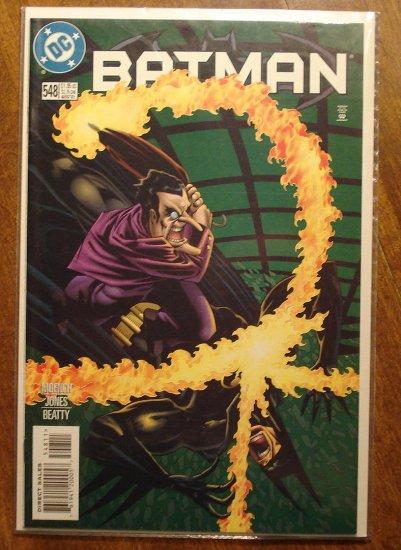 Batman #548 comic book - DC Comics