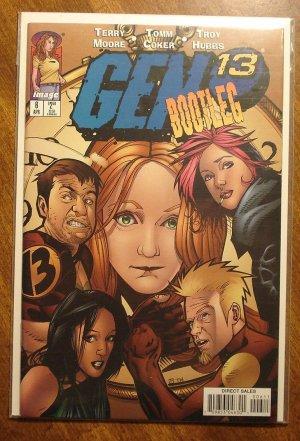 Gen 13: Bootleg #6 comic book - Image comics, Gen13